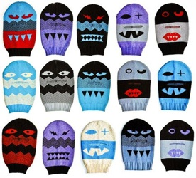 Poti Poti German Streetwear Line With Monster Ski Masks