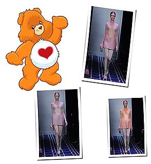 Does Balenciaga's Nicolas Ghesquière Secretly Wish He Was Tenderheart Bear?