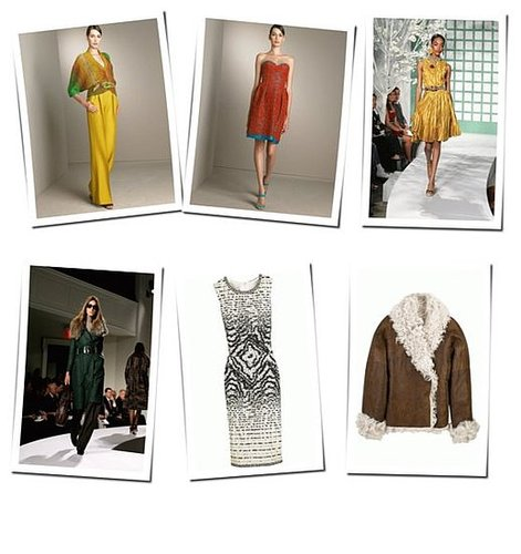 Oscar de la Renta Fall & Resort Deliveries