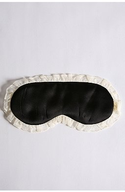 A Good Night's Sleep: Mary Green Sleep Mask $18 @ Urban Outfitters