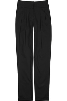 Vanessa Bruno Tapered Cotton Pants Was $472 Now $236 @ Net-a-Porter