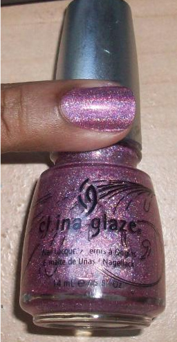 China Glaze Throwback collection