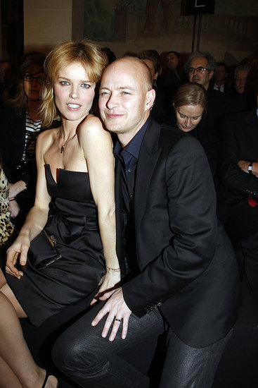 Eva Herzigova, Justin Portman