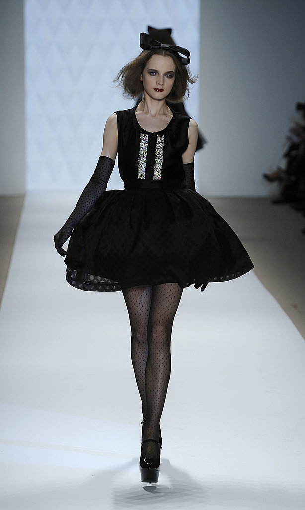 It's a Doll's Life for Erin Fetherston Fall 2009