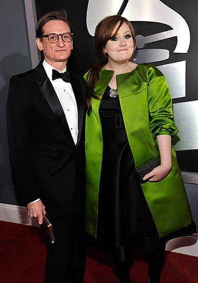 Anna Wintour Styles Adele, Hamish Bowles Escorts Her to the Grammys