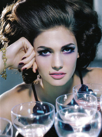 Vogue Italia February 2009 by Miles Aldridge