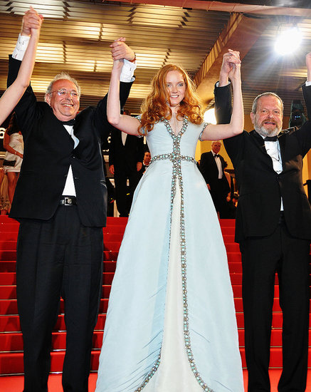 Lily Cole Debuts First Major Movie Role in Imaginarium of Doctor Parnassus at Cannes