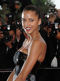 Noemie Lenoir at The Imaginarium of Dr. Parnassus premiere