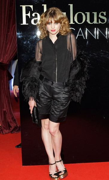 "May 22: Cecile Cassel at Dolce & Gabbana's ""Fabulous in Cannes"" bash at Le Baoli"
