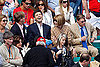 Anna Wintour Left Jason Wu&#039;s Show to Go Watch Roger Federer Play