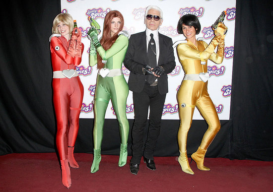 June 28: Paris Premiere of Totally Spies