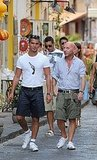 Domenico Dolce, Stefano Gabbana Continue Yacht Vacation with Giovanna Battaglia and Vladimir Restoin-Roitfeld