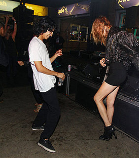 Alexander Wang Takes His Spring 2010 After Party to a Gas Station