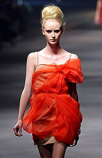 Alber Elbaz Serves Up Cocktails and Cocktail Dresses for Spring 2010