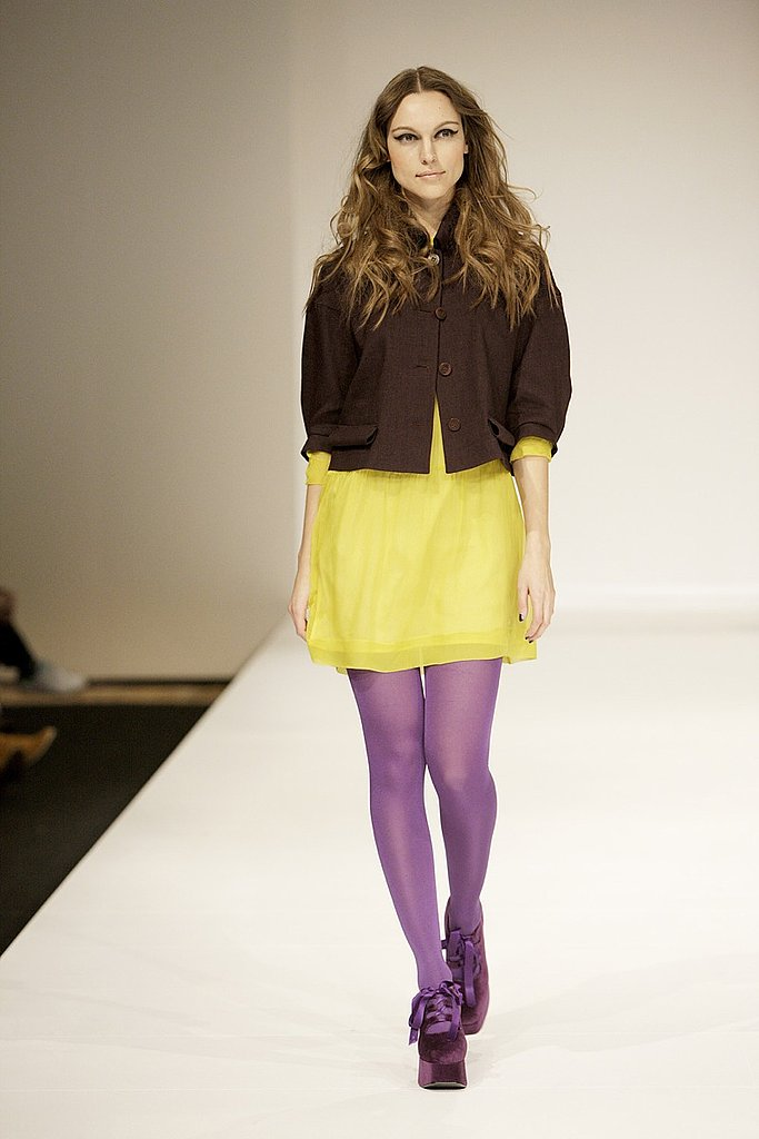 Copenhagen Fashion Week: Marimekko Fall 2009