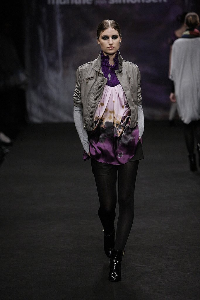 Copenhagen Fashion Week: Munthe plus Simonsen Fall 2009