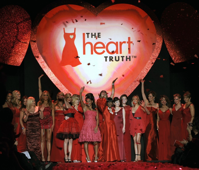 New York Fashion Week: Heart Truth Fall 2009