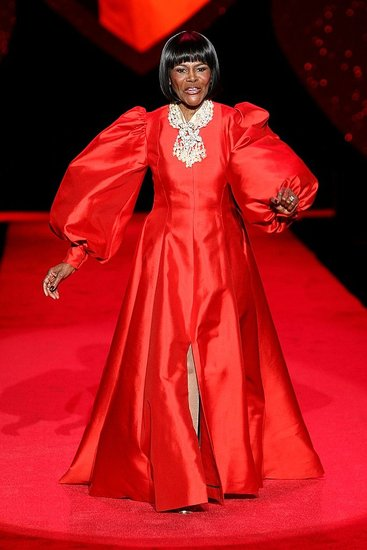 Cicely Tyson in B. Michael