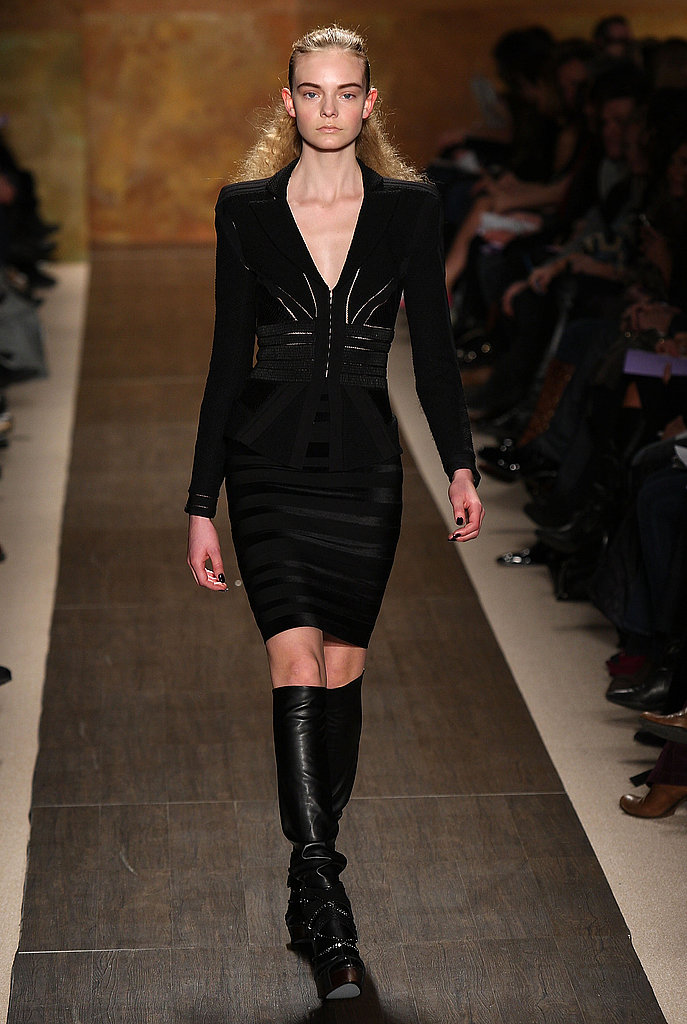 New York Fashion Week: Herve Leger Fall 2009