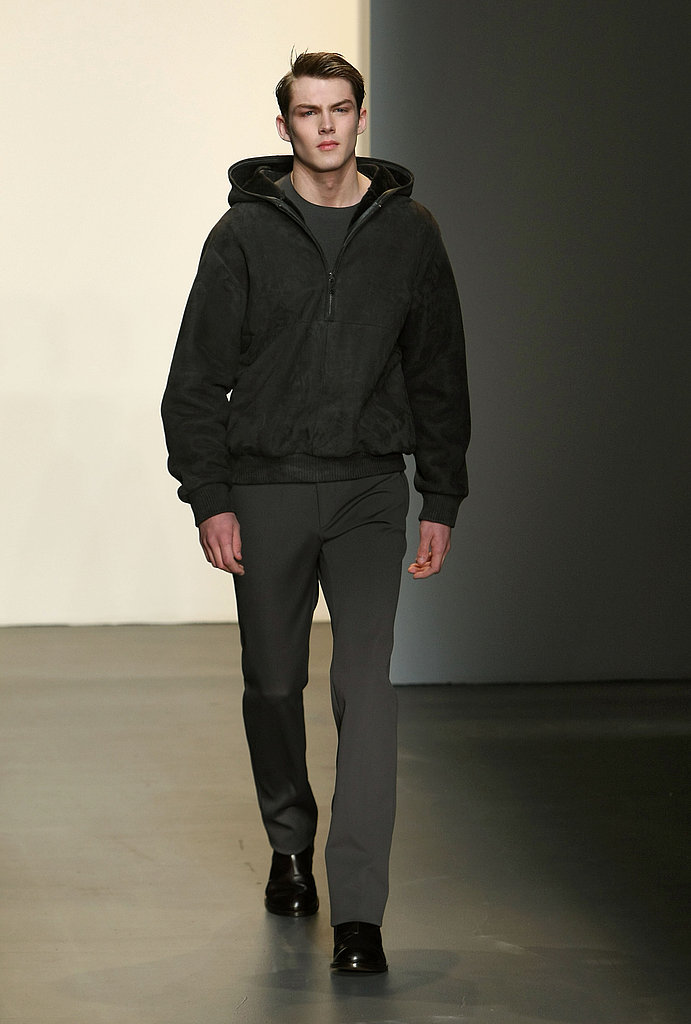 New York Fashion Week: Calvin Klein Men's Fall 2009
