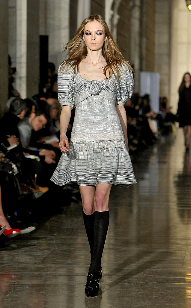 New York Fashion Week: Jill Stuart Fall 2009