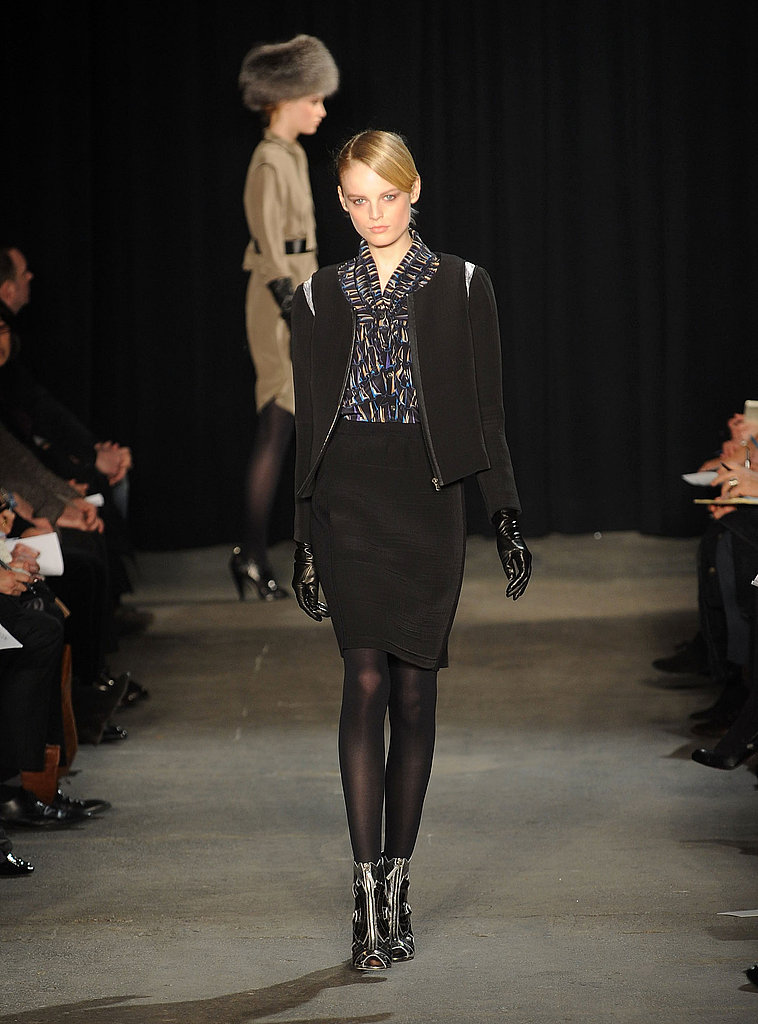 New York Fashion Week: Thakoon Fall 2009