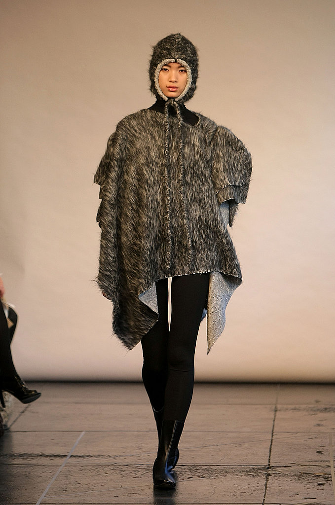 New York Fashion Week: Yoehlee Collection Fall 2009