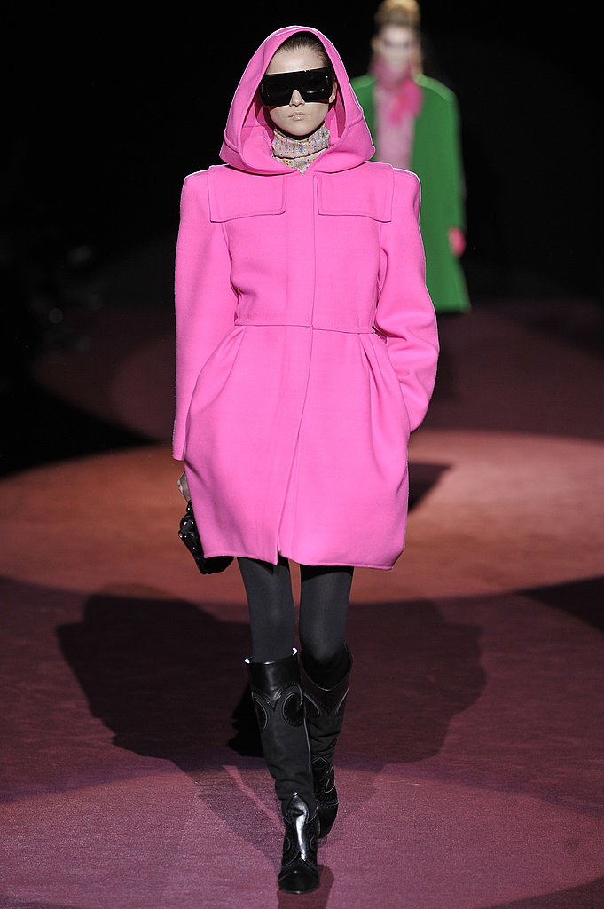 New York Fashion Week: Marc Jacobs Fall 2009