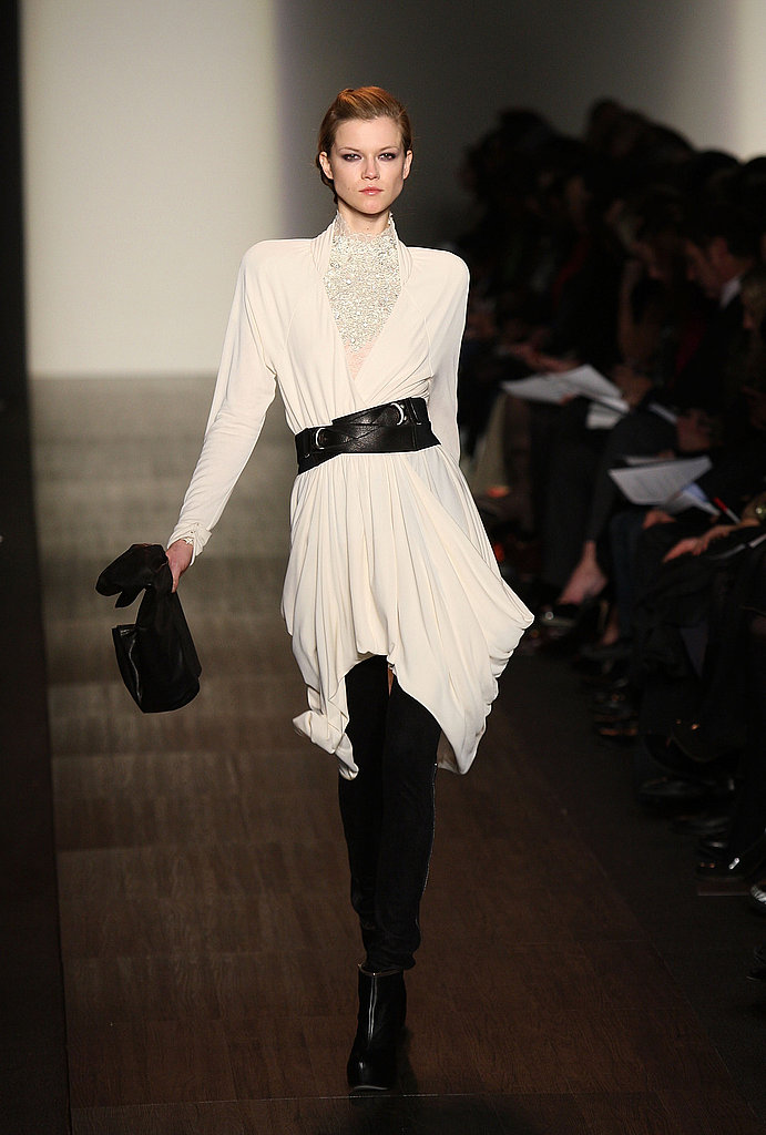New York Fashion Week: Max Azria Fall 2009