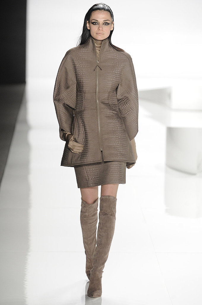 New York Fashion Week: Chado Ralph Rucci Fall 2009