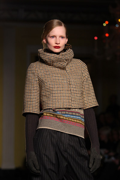 London Fashion Week: Paul Smith Womens Fall 2009