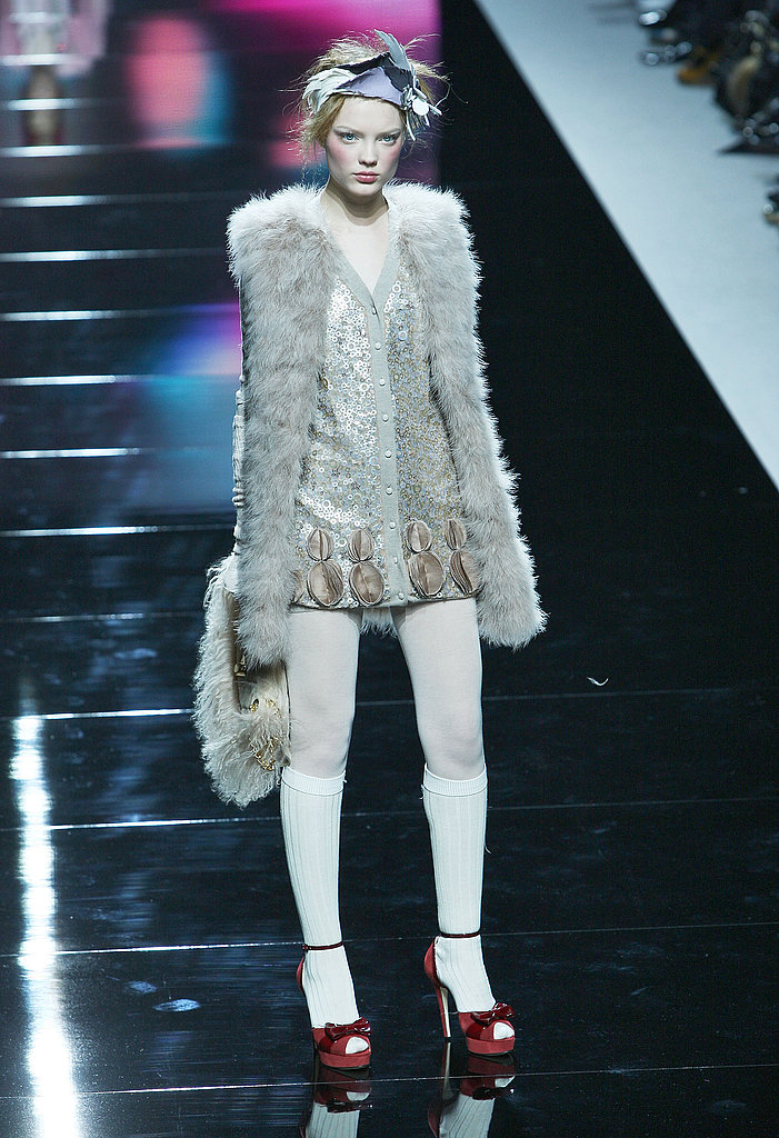 Milan Fashion Week: Blugirl Fall 2009