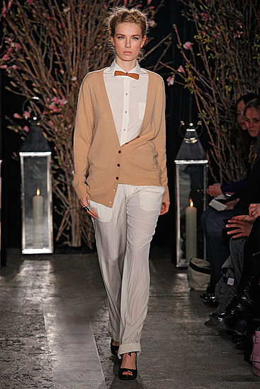 New York Fashion Week: Trovata Fall 2009