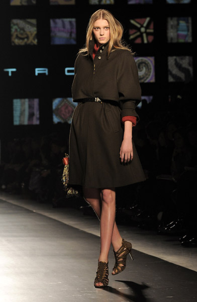 Milan Fashion Week: Etro Fall 2009