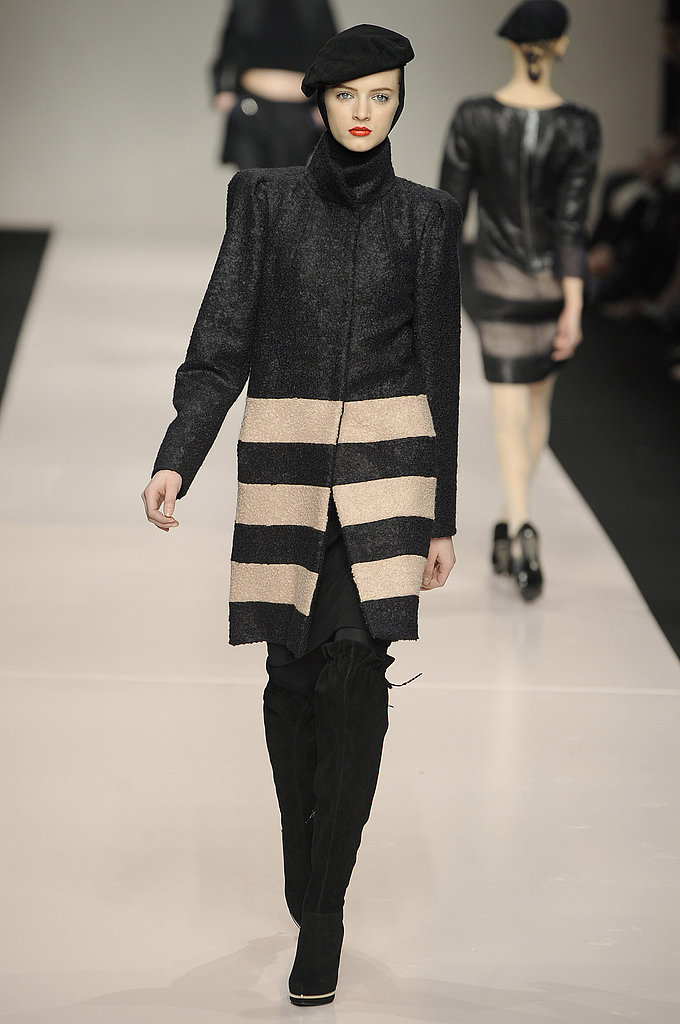 Milan Fashion Week: Sportmax Fall 2009
