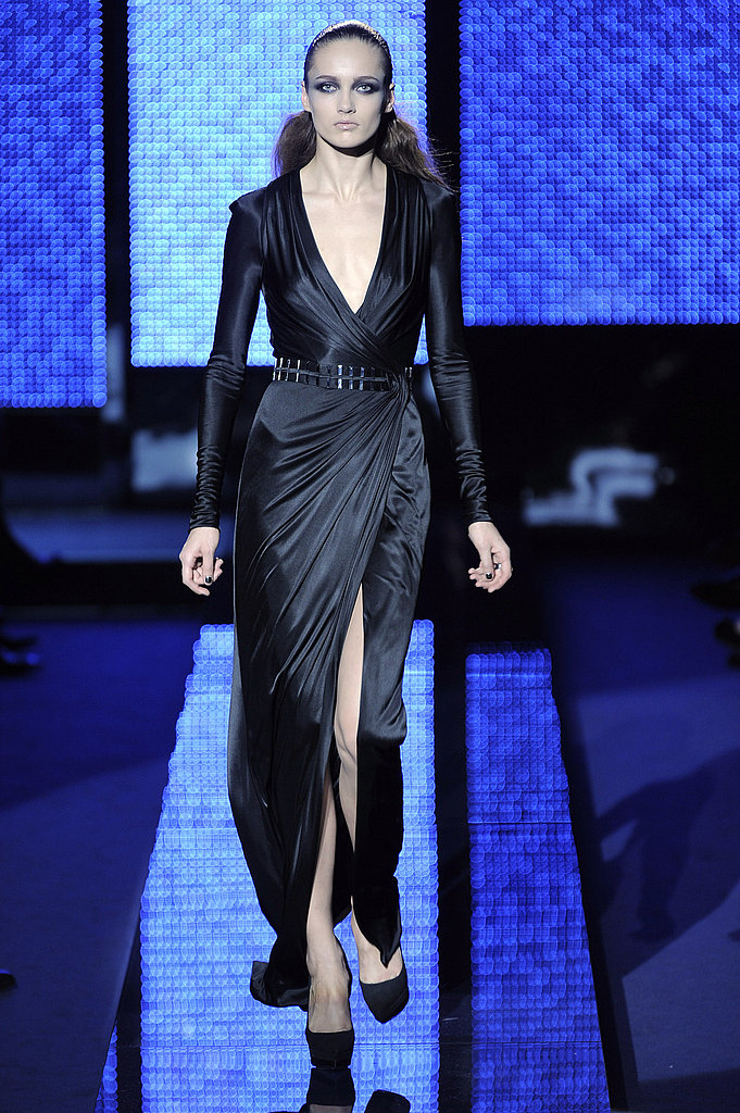 Milan Fashion Week: Versace Fall 2009