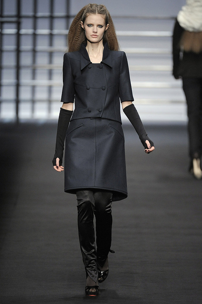 Paris Fashion Week: Karl Lagerfeld Fall 2009