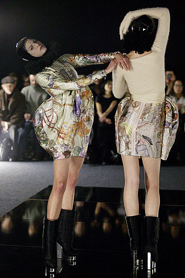 Paris Fashion Week: Junko Shimada Fall 2009 