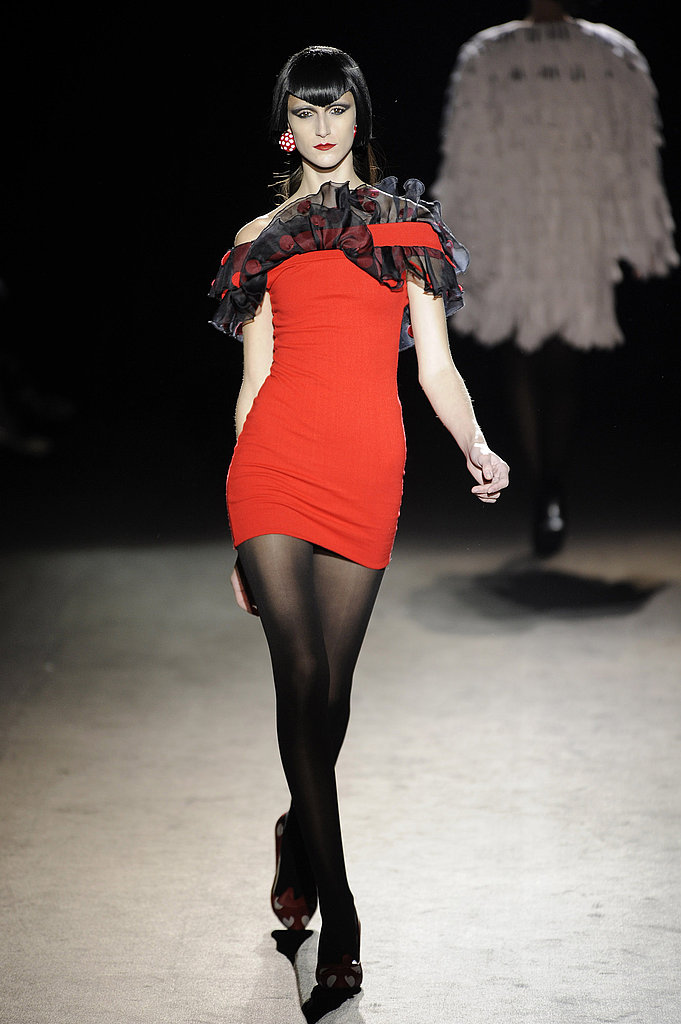 Paris Fashion Week: Jeremy Scott Fall 2009