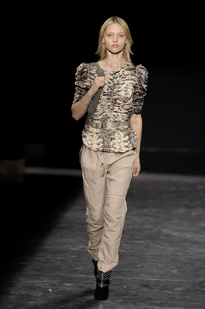 Paris Fashion Week: Isabel Marant Fall 2009