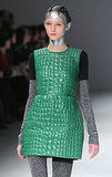 Paris Fashion Week: Zucca Fall 2009