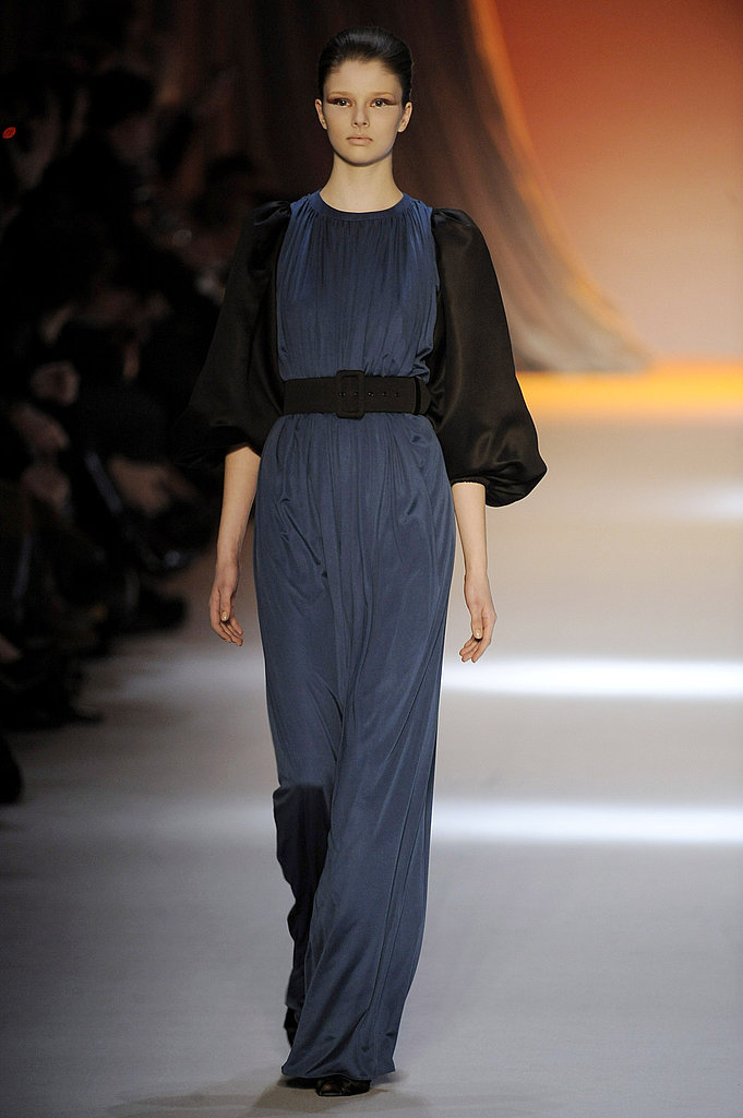 Paris Fashion Week: Giambattista Valli Fall 2009
