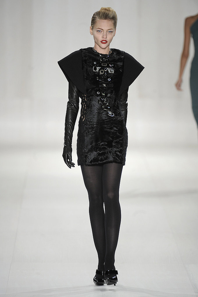 Paris Fashion Week: Elie Saab Fall 2009