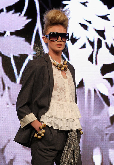 Melbourne Fashion Week: Myer By Karen Walker Fall 2009