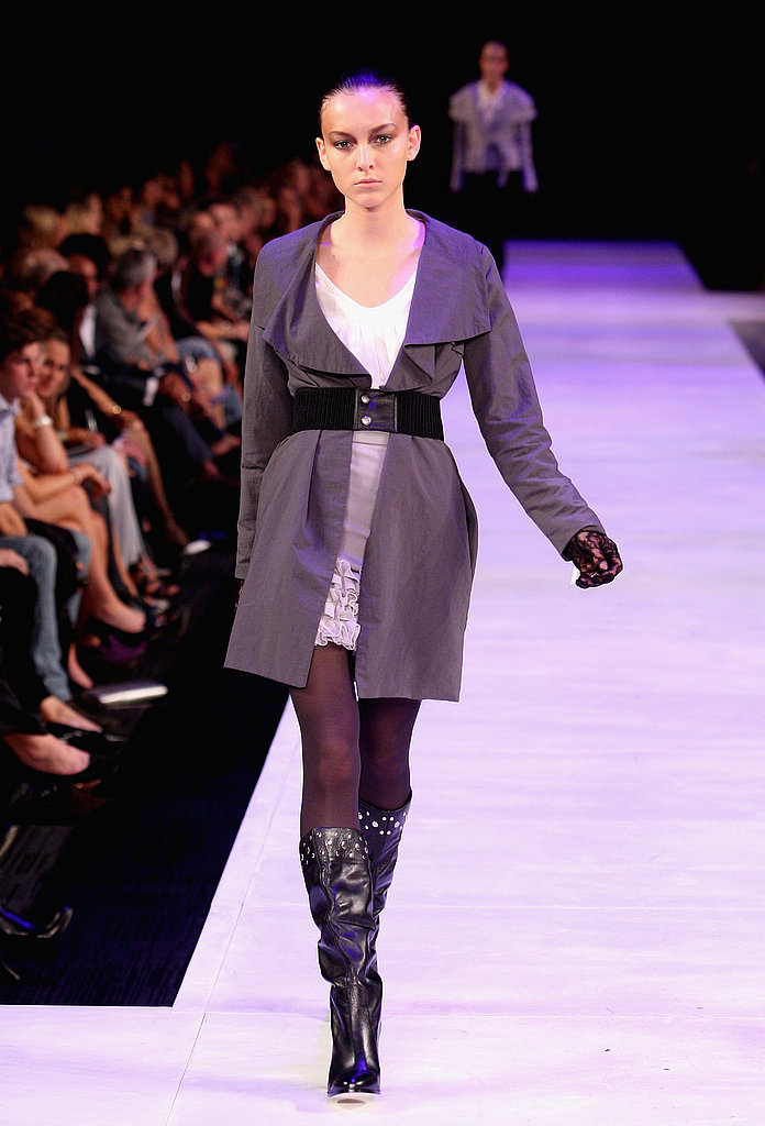 Melbourne Fashion Week: Daniela Orlando Fall 2009