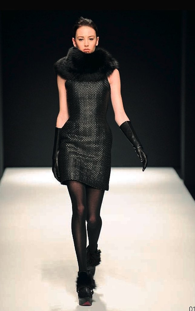 Milan Fashion Week: Jean-Pierre Braganza Fall 2009
