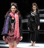 Japan Fashion Week: Shida Tasuya Fall 2009
