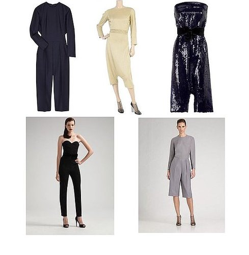 Shopping: Yves Saint Laurent Does Luxe Jumpsuits
