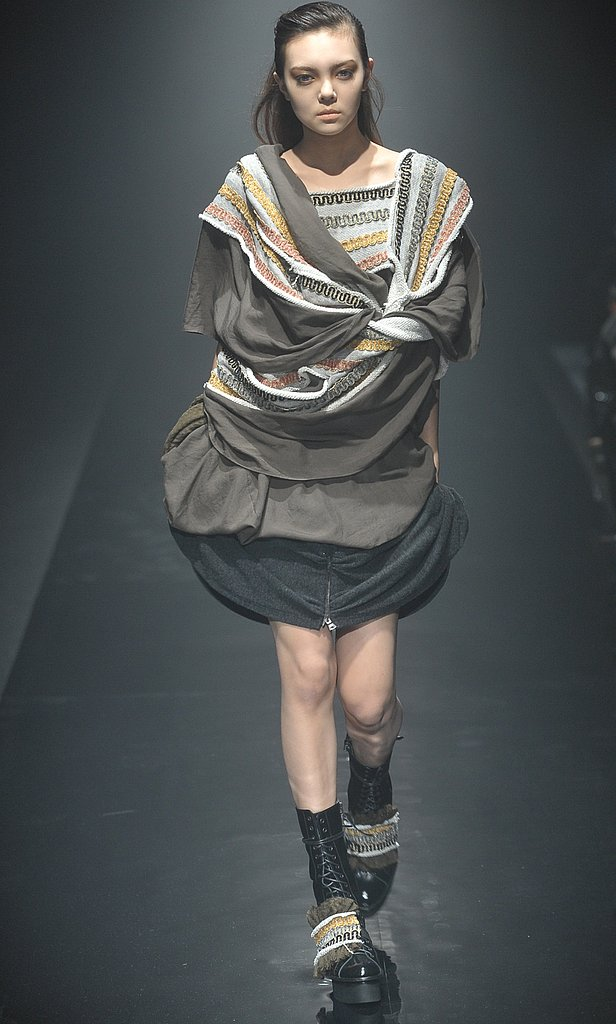 Photo: Japan Fashion Week Organization