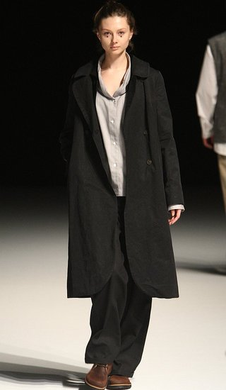 Japan Fashion Week: Aéthéré Fall 2009